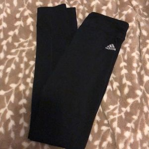 Adidas Black Workout Leggings